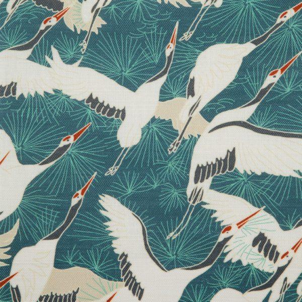 Cranes Blue by Emily Burningham